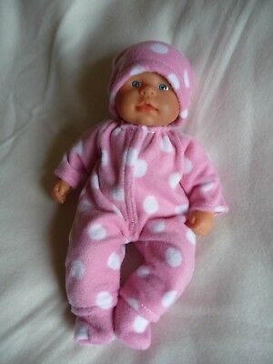 Baby dolls clothes hand made to fit My first baby Annabell 14 inches