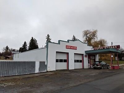 Selling At A Discount!!       Classic Commercial Building W/ Land!