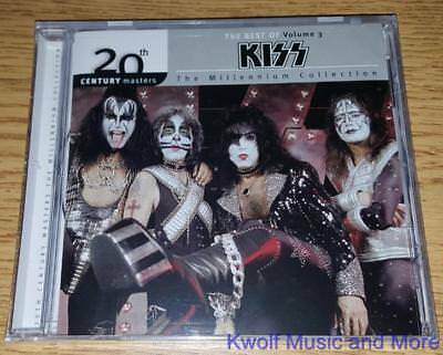 "KISS  ""The Best Of Kiss Volume 3""    NEW  (CD, 2006)"