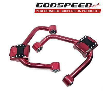 Fits 06-11 Milan Adjustable Camber Front Arms With Ball Joints