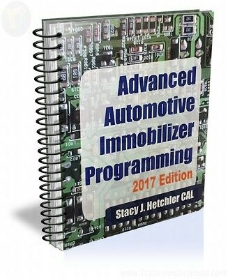 ✔️Advanced Automotive Immobiliser Programming Book - PDF Download✔️