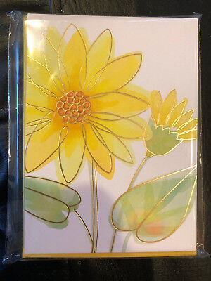 Hallmark Blank Note Cards - Pack of 10