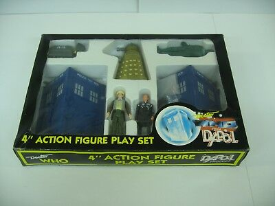 Dr Who Collection Dapol Action Set Complete in original box.