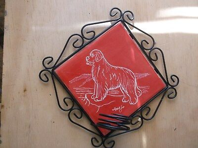 Newfoundland- New Item - Hand engraved Wall Candle Holder by Ingrid Jonsson.
