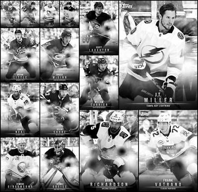Topps SKATE DIGITAL MONOCHROME 2019 Wave 2 15 CARD SET Neal/Miller/Orlov/Little+