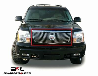 T-Rex 30184 Polished Billet Series Grille for 2002-2006 Cadillac Escalade EXT