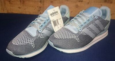 1856d9571392a ADIDAS ZX 500 OG Weave Mens Blue Navy White Originals Sneakers size ...