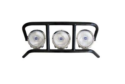 N-Fab D02DRP-TX Text Black DRP Light Cage for 2002-2005 Dodge Ram 1500/2500/3500