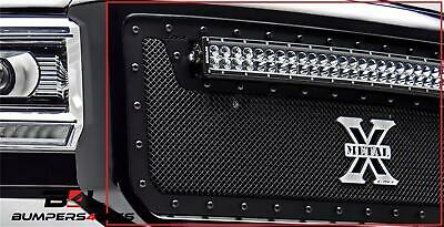 T-Rex 6311111-BR Torch LED Light Grille for 2007-2013 Chevrolet Silverado 1500