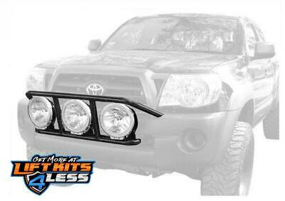 N-Fab T07DRP-TX Text. Black DRP Light Cage for 2007-2013 Toyota Tundra
