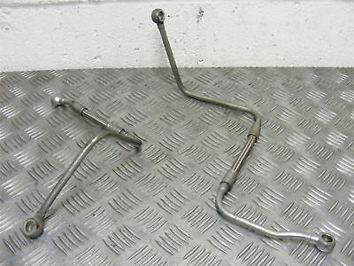 Triumph Speed Triple 955 955i 2002 Oil Cooler Lines Hoses  #400