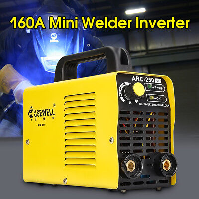 Portable Welder Inverter ARC ARC-250 160Amp MAG CUT Welding Machine Cutter AU