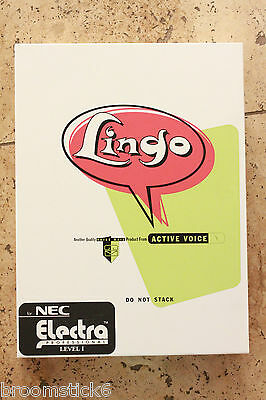 Active Voice AV1400 Lingo Voicemail Box -Works Perfect Guaranteed