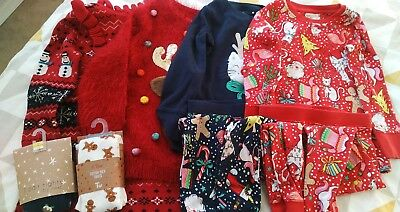 Girls 18-24 Month Christmas Bundle Incl. Next