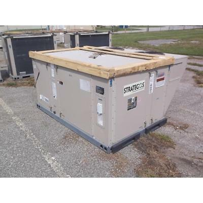 """Lennox Scc036H4Be2G 3 Ton """"strategos"""" Rooftop Air Conditioner/w 15 Kw 16.1 Seer"""
