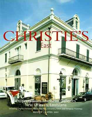 Christie's Property From Manheim Galleries New Orleans