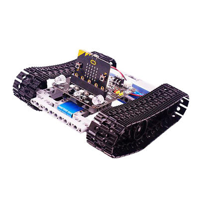 Programmable Electronic Building Bit Block BBC Microbit Starter Robot Kit