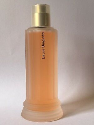 LAURA BIAGIOTTI ROMA DONNA EDT NATURAL SPRAY VAPO -100 ml SENZA SCATOLA E TAPPO