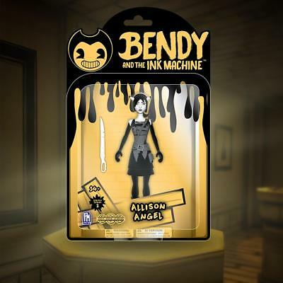 Bendy and The Ink Machine - Allison Angel Action Figure - Series 2