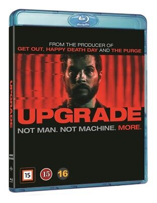 Upgrade Blu Ray