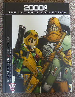 2000 AD Ultimate Collection - Strontium Dog Vol 1