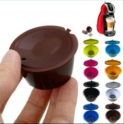 Refillable Coffee Capsule Cup Reusable Brewers Filter For Dolce Gusto Nescafe