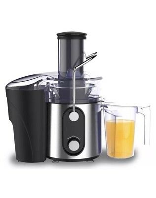 Kitchen Genie KGBD-06 2 litre 2 speed Power Family Size Fruit & Vegetable Juicer