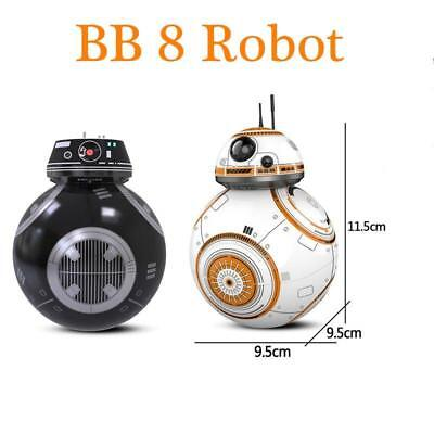 Star Sphero BB-8 Wars Remote Control Robot Ball Droid RC BB 8 BB-9E Last...