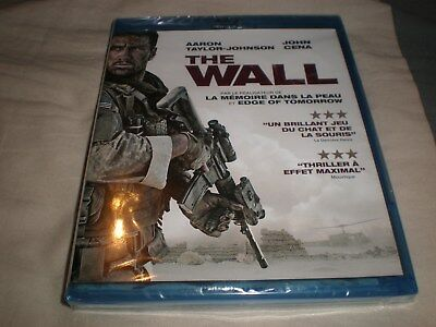 the wall aaron taylor johnson blu ray neuf sous blister