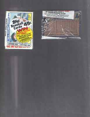 (1)  One 1984 Topps Baseball Cello Pack  Don Mattingly's Rookie Year New Unopen