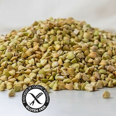 Bio-Oz Buckwheat Kernels GF 20kg Australian grown