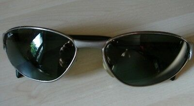 2806db4b82f036 LUNETTES SOLAIRES RAY Ban RB3101 W2968 Python vintage sunglasses ...