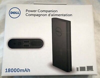 Dell Power Companion / Power Bank Plus PW7015L 18000mAh NEW, FREE SHIPPING
