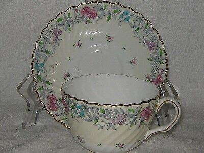 PRINTEMPS Mintons Fine English Bone China Cup & Saucer S370