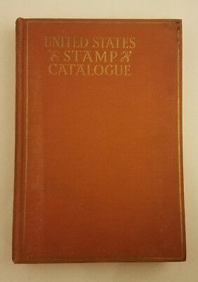 Scott's Catalogue of United States Stamps Specialized 1939: Edited by Hugh Clark