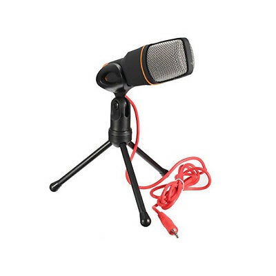 1PC Professional Condenser Microphone Mic Studio Sound Recording w Shock Mount