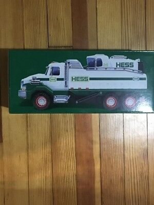 2017 Hess Truck & Loader Toy New In Box
