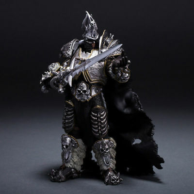 World of Warcraft The Lich King-Arthas Menethil WOW Deluxe Collectible Figure