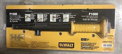 New! DEWALT P1000 POWDER ACTUATED FASTENING TOOL