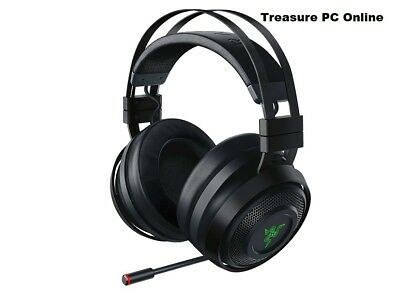 RAZER Nari Ultimate Wireless & Wired Gaming Headset Haptic Tech RZ04-02670100