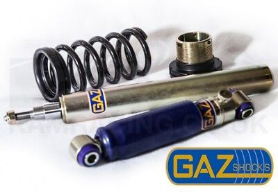 Peugeot 106 Gaz coilover conversion kit (excluding the front Inserts).