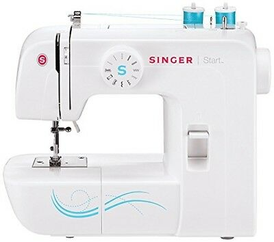 Singer Sewing Machine W/ 6 Built in Stitches Free Arm Beginner Sew Craft Tool