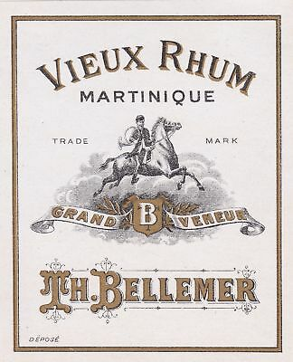R361 Rhum Grand Veneur Bellemer Cheval