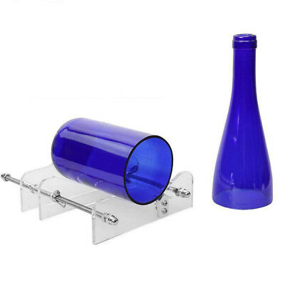 Glass Bottle Cutter Machine Tool Kit Crafts Cutting Wine Beer Bottles AU