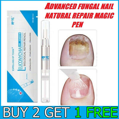 ADVANCED FUNGAL NAIL NATURAL REPAIR MAGIC PEN - Buy 2 Get 1 Free!