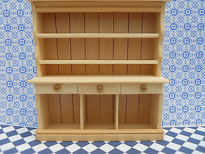 Dolls House Miniature Furniture In 1/24 Scale Large Dresser