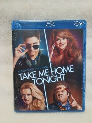 Take Me Home Tonight Bluray BRAND NEW