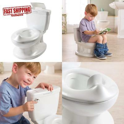 Summer Infant My Size Potty - Training Toilet For Toddler Boys  Girls - With Fl