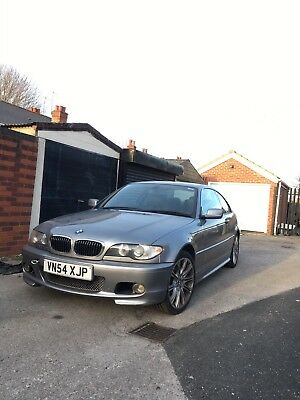 Bmw E46 330cd M Sport Breaking Parts Spares