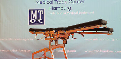 Maquet 1120.35A // 1120 35A  OP TISCH Lafette / Operating Table